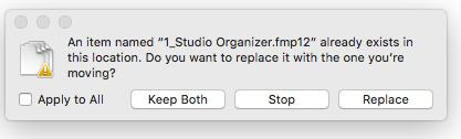 Replace   Mac
